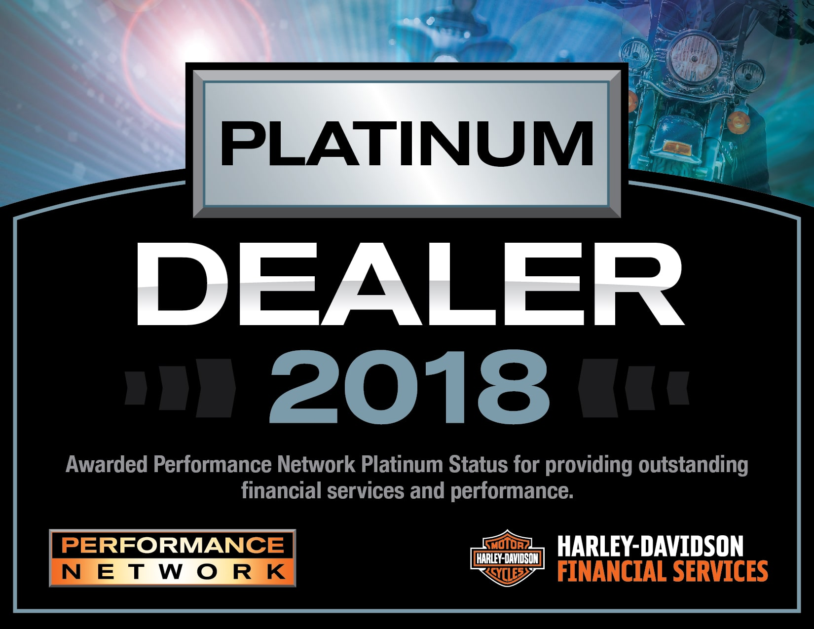 Platinum Dealer Award 2018