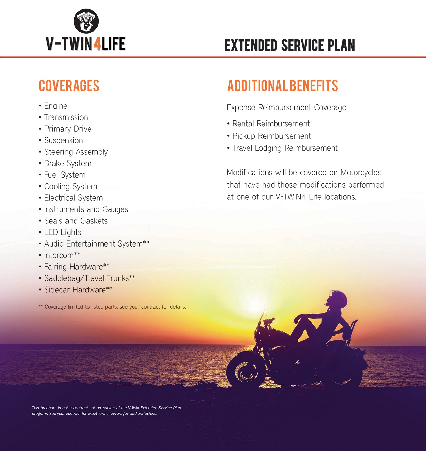V-Twin Extended Service Plan